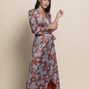 Faviola vestido largo